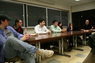 Discussion on Post-graduate Life with NYU CS Graduates
