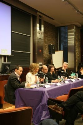 Panel: New Media & the 2008 Elections