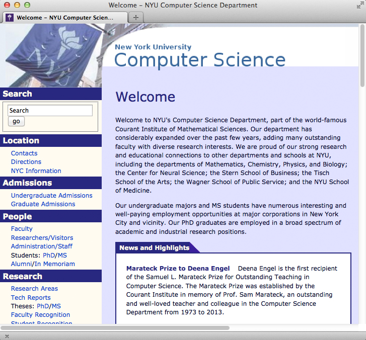 writing research papers in computer science Advice on graduate studies, research, writing, and careers in computer science.