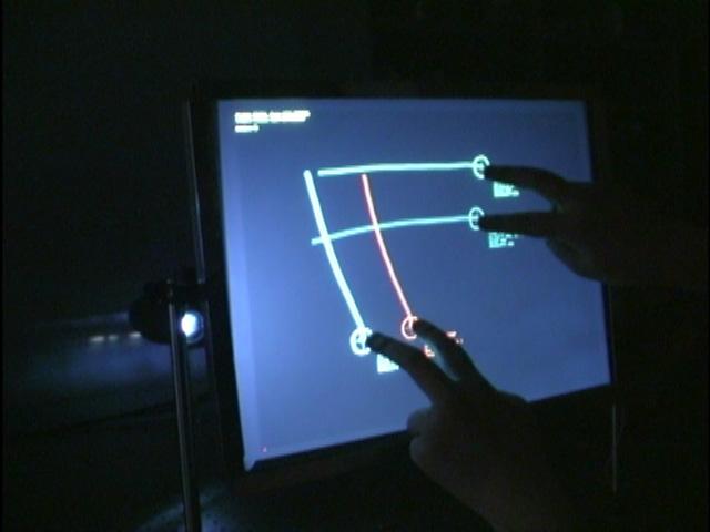 FTIR Touch Sensing