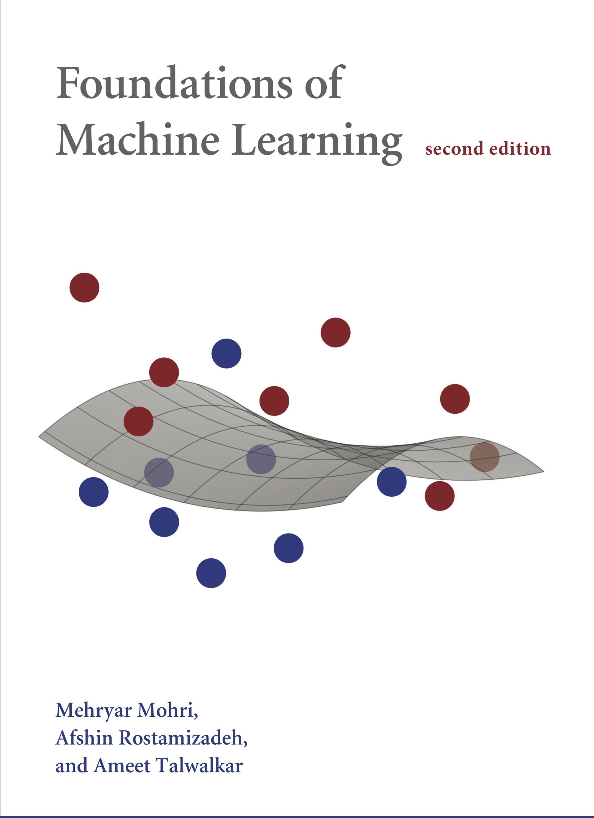 ebook kecerdasan buatan: foundations of machine lelarning
